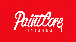 Paint Core Finishes Logo