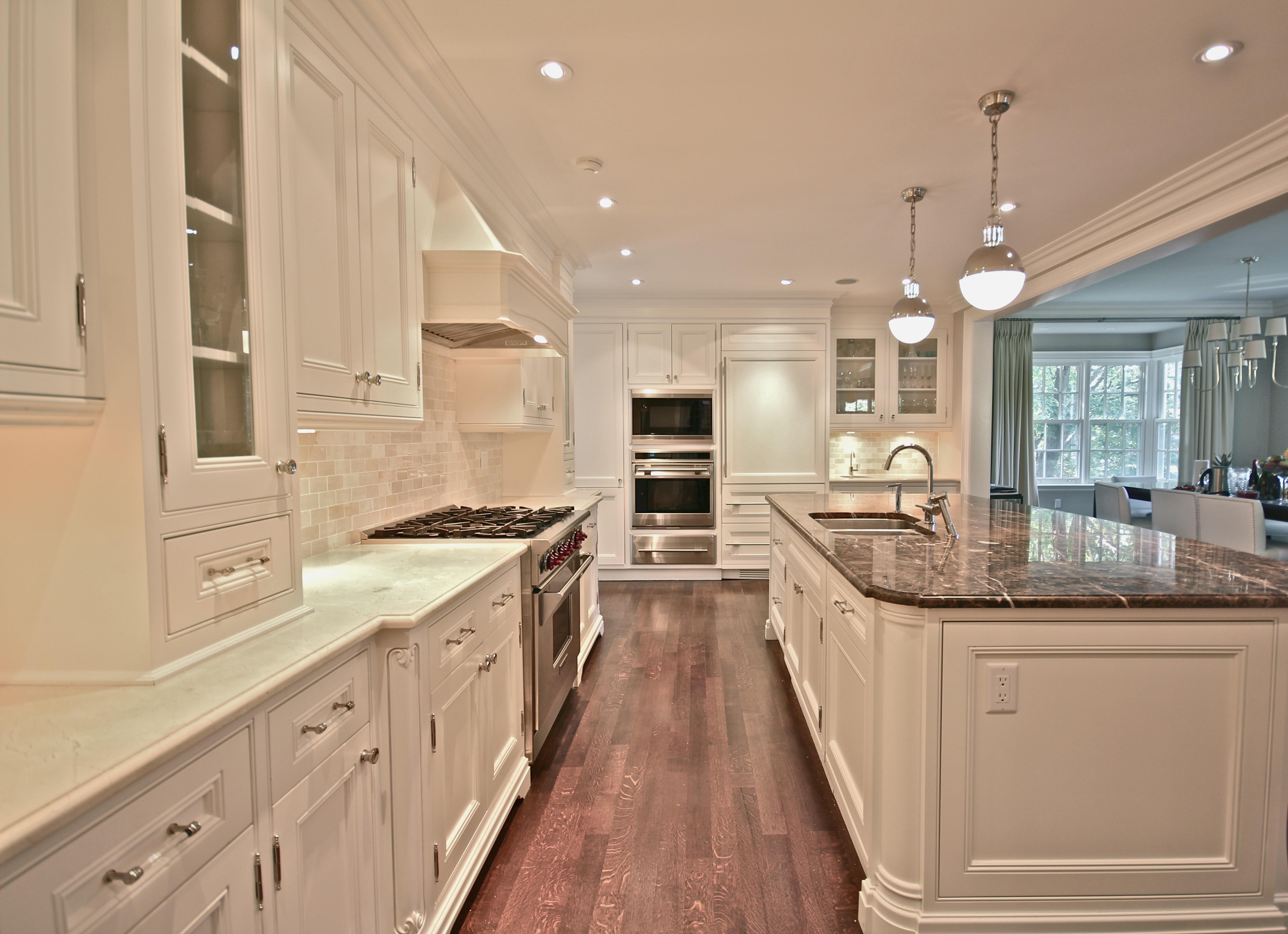 IMG_0350 - PaintCore Kitchen Cabinet Painting Toronto